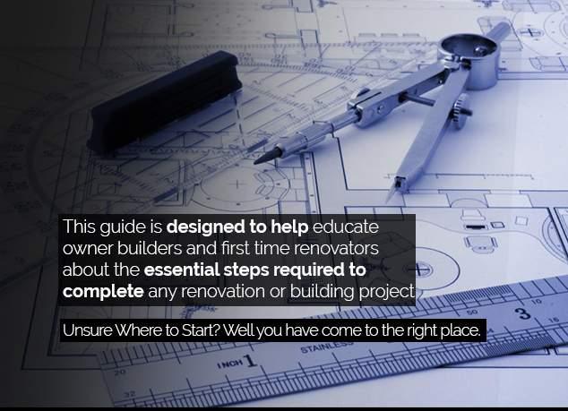 Renovation Information
