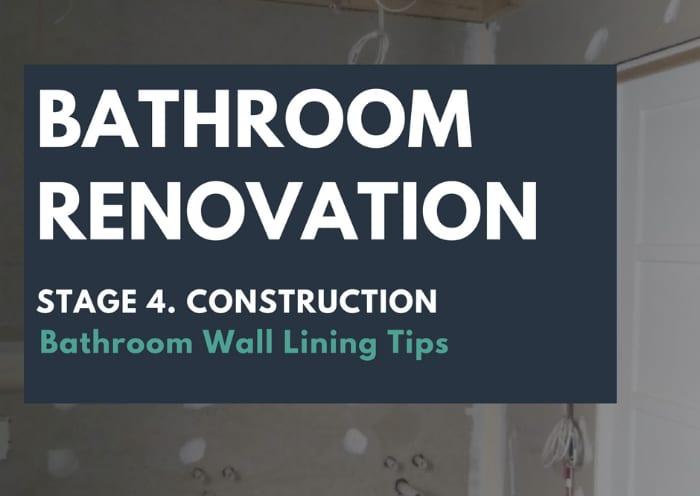 Bathroom Wall Lining