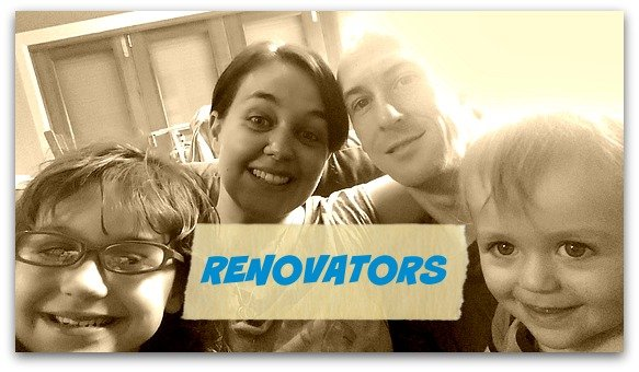 Featured Renovators – The Stone Family