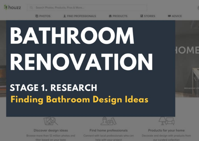 Where to Find Bathroom Design Ideas & Inspiration