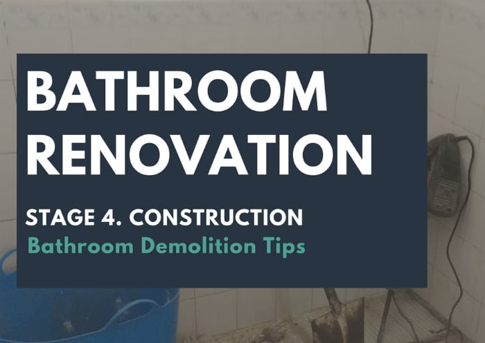 Bathroom Demolition Tips