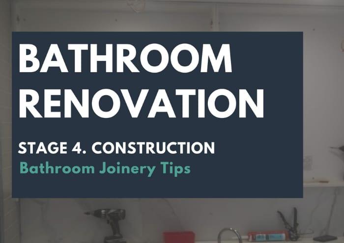 Bathroom Joinery Tips