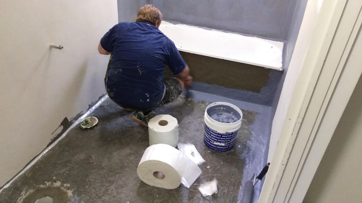 Bathroom Waterproofing Archives